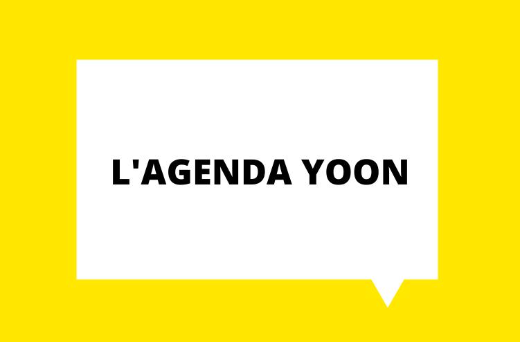 L'AGENDA YOON